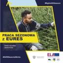 Praca sezonowa z EURES plakat 3
