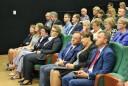 Uczestnicy konferencji -  Wsparcie młodych warunkiem sukcesu (1)