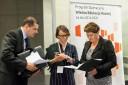 Uczestnicy konferencji - Wsparcie młodych warunkiem sukcesu, 11.09.2017r.  (19).JPG