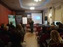 Pani Dyrektor Halina Rycak - Miejskie Centrum Pomocy Rodzinie w Zamościu