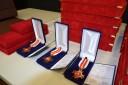 """Odznaki Honorowe """"Zasłużony dla województwa lubelskiego"""""""
