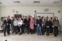 Uczestnicy Warsztatów wiedzy o rynku pracy
