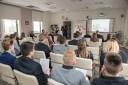 Wystąpienie Pana Grzegorza Gacha z Wydziału Badań i Analiz Wojewódzkiego Urzędu Pracy w Lublinie