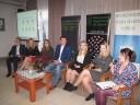 Uczestnicy panelu K.Jasyk E.Mazurek S.Maglio M.Bubicz K.Pasieczna A.Kiraga J.Syroka