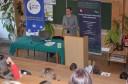 Andrzej Skórski – konsultant z Punktu Informacji Europejskiej Europe Direct w Lublinie przy Europejskim Domu Spotkań Fundacji Nowy Staw w Lublinie