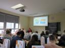 Uczestnicy warsztatów wiedzy o rynku pracy - zdjęcie 1