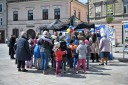 Dzień Europy na Pl. W. Łokietka w Lublinie - Uczestnicy spotkania